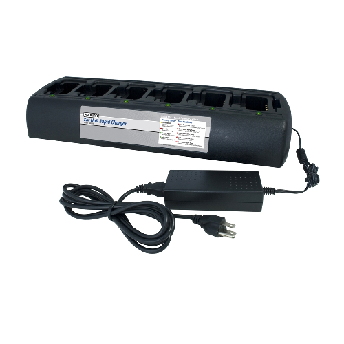 ACC-6110 6 Unit Gang Charger
