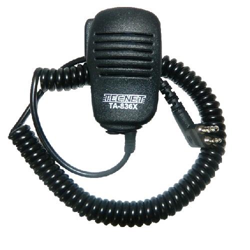 TecNet TA-836X Standard Speaker Microphone