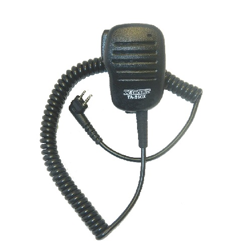 TecNet TA-850X Heavy Duty Speaker Microphone